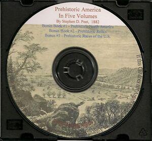 Prehistoric-America-Five-Illustrated-Volumes