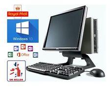 DELL Optiplex tutto in un PC USFF 2GB RAM 80GB HDD Windows 10 + Office 2013 PRO