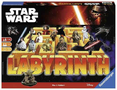 tar Wars Board Game Labyrinth by Ravensburger NEW and SEALED