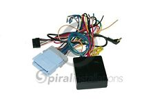 Radio wire harness interface aftermarket stereo install axxess