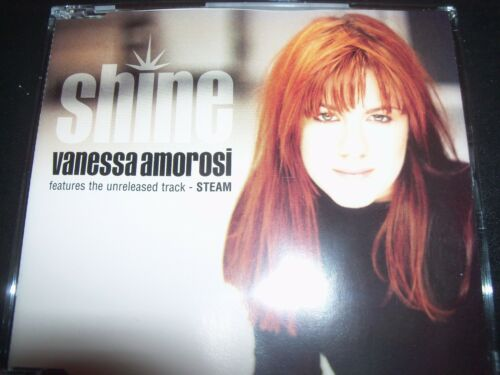 1 of 1 - Vanessa Amorosi Shine Rare Australian CD Single - Like New
