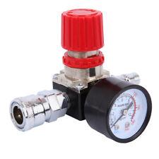14air Control Compressor Regulator Pressure Gauge Control Valve 12bar 175psi