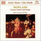 Dowland: Consort Music (CD, Oct-1997, Naxos (Distributor))