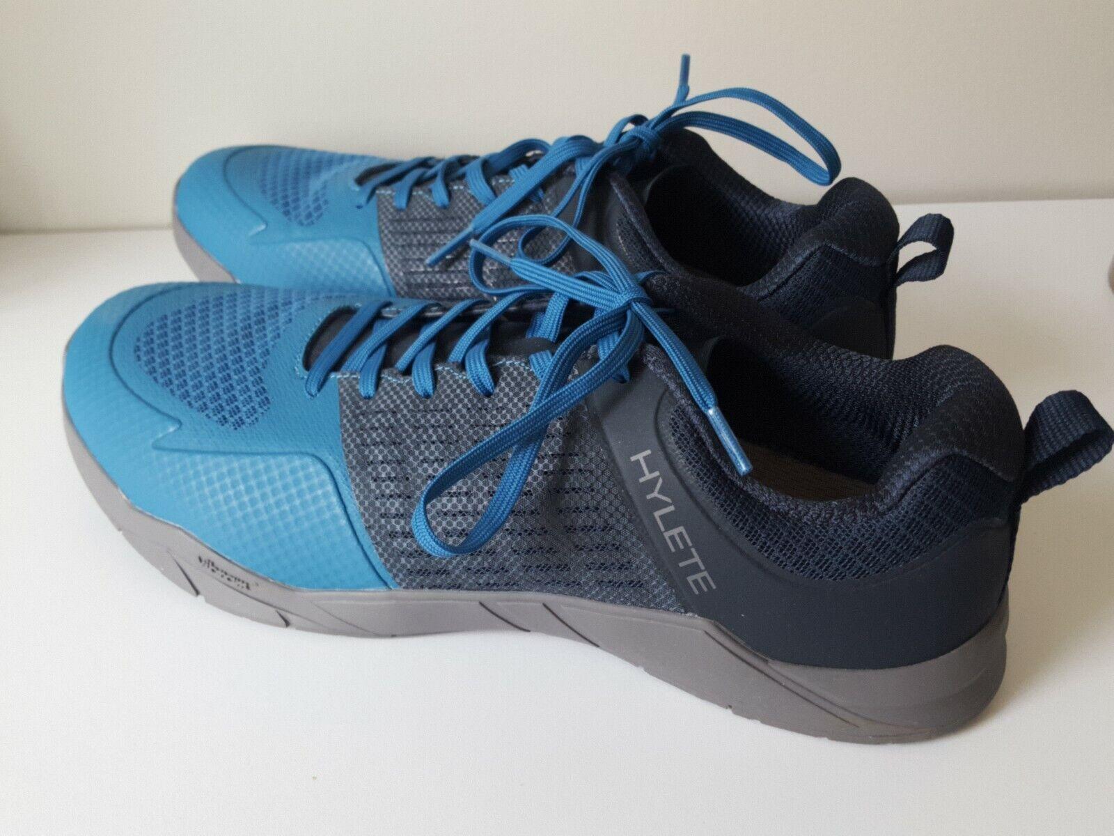 Nuevo Sin Caja HYLETE Circuit Azul para Hombre Cross-Training zapatos 11 1 2 nuevo Ret