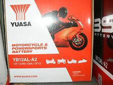 Batteria Yuasa YB12AL-A2 BMW F650 G650 HONDA CB450N CBX650 CB1100F CB1100R