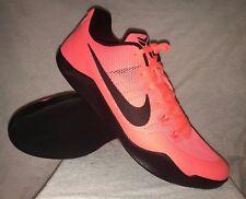 sale retailer ac150 12683 2016 Nike Kobe XI 11 Barcelona 836183-806 Bright Mango Black ...