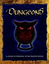 D20 AEG 85327 DUNGEONS SURVIVAL IN THE REALMS BELOW VF!