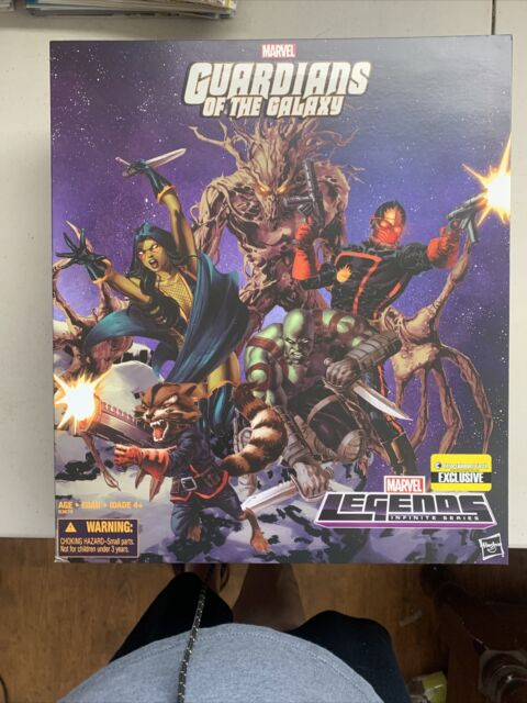 "Nouveau Hasbro 2015 Gardiens de la galaxie série animée Gamora 5/"" Action Figure"