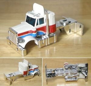 1pc-1980-Aurora-AFX-Peterbilt-HO-Slot-Car-Tractor-Cab-Body-Unused-Speedsteer