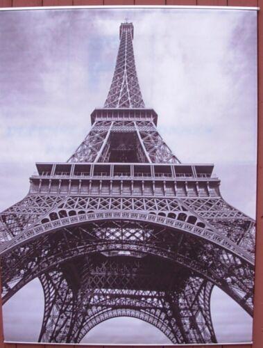 TISSU KAKEMONO DECORATION TOUR EIFFEL PARIS
