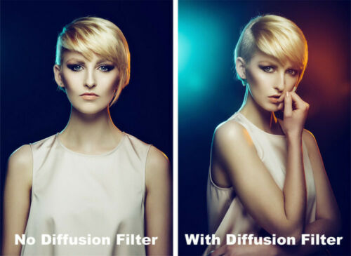 37mm Soft Focus Effect Hazy Diffuser Lens Filter UK