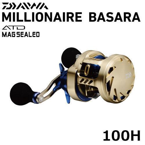 DAIWA 15 MILLIONAIRE BASARA 100H   - Free Shipping from Japan