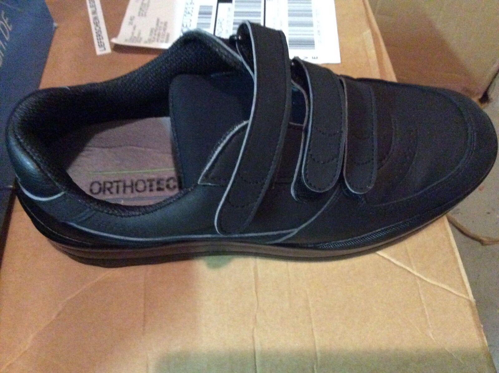 OVP schwarze Orthotech-Halbschuhe Orthotech-Halbschuhe Orthotech-Halbschuhe in Gr.9 34bf80