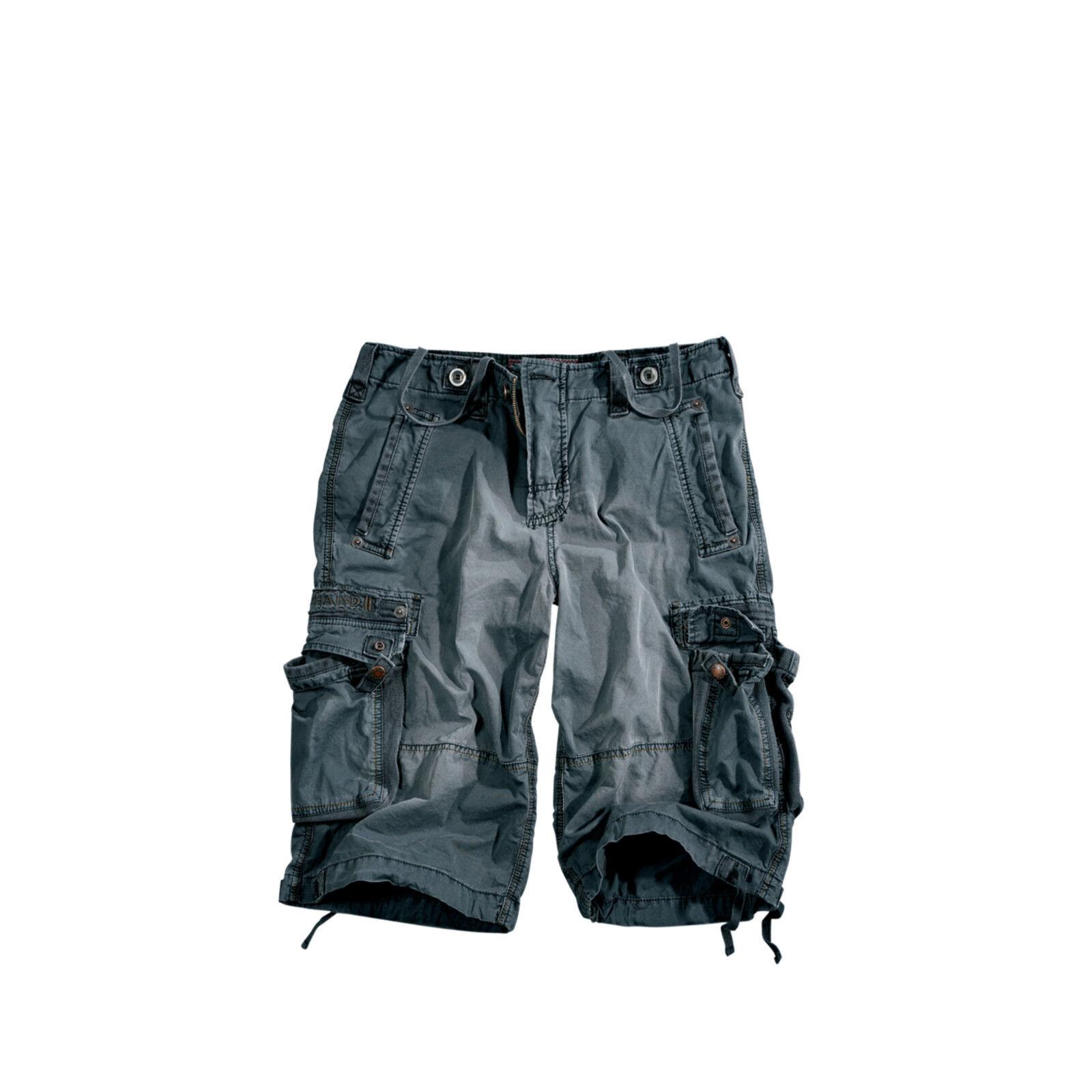 Alpha Industries Terminal Shorts 181210 grau-schwarz Größe Größe Größe 32 bd5db6