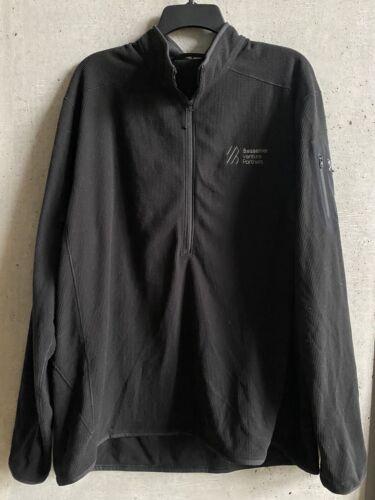arcteryx Black Jacket Fleece Mens XXL