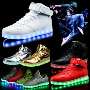 size 40 f2e5e c1e98 Image is loading New-Xmas-Gift-Women-Men-7-LED-Light-