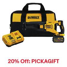 DEWALT 60V MAX FlexVolt Recip Saw+Battery DCS388T1R Certified Refurb, PICKAGIFT