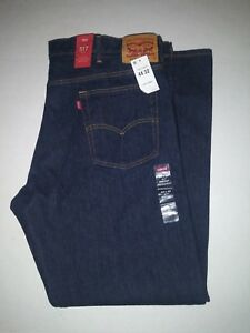 117d778723c Levi's 517 Bootcut Fit Jeans Style#517-0216 Size-44x32 NWT | eBay