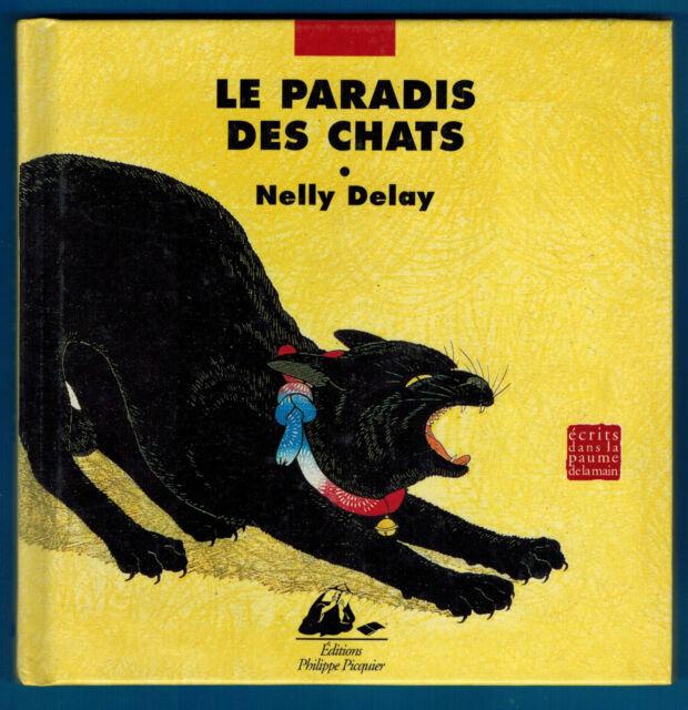Couverture de Le paradis des chats