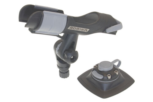 für Schlauchboote Halterung 110x110mm PVC Basis Set: Fasten Rutenhalter