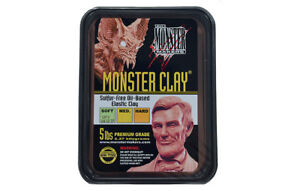 Monster-Clay-Premium-Grade-Modeling-Clay-Soft-5lb-Tub