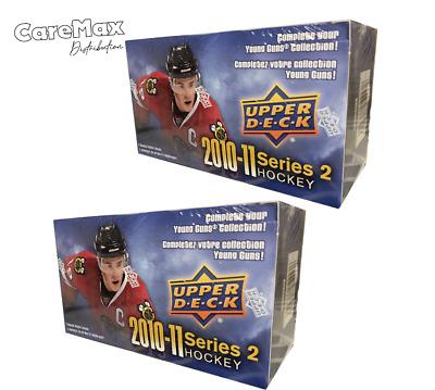 2010-11 Upper Deck Series 2 Hockey Blaster Box (2 box lot!!!)