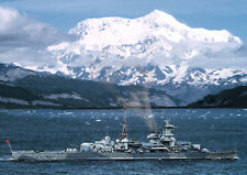 DKM ADMIRAL HIPPER - ARCTIC CONVOYS WW2 - LIMITED EDITION ART (25)