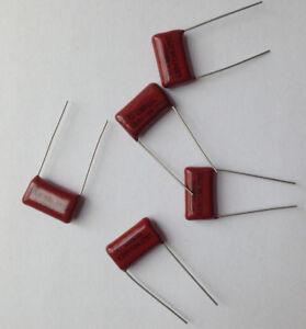 CBB61 AC450V 1.5uF Single Insert Condensateurs /à Film polypropyl/ène m/étallis/é