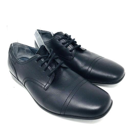 Camper Women Oxfords Shoes Sz 39 8.5 9 Black Leath
