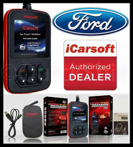 Ford Truck Diagnostic Scanner Tool Code Reader Check