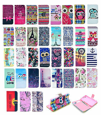 Fashion Stand Flip Hybrid Wallet Leather Case Cover For Sony Xperia Z1 Compact