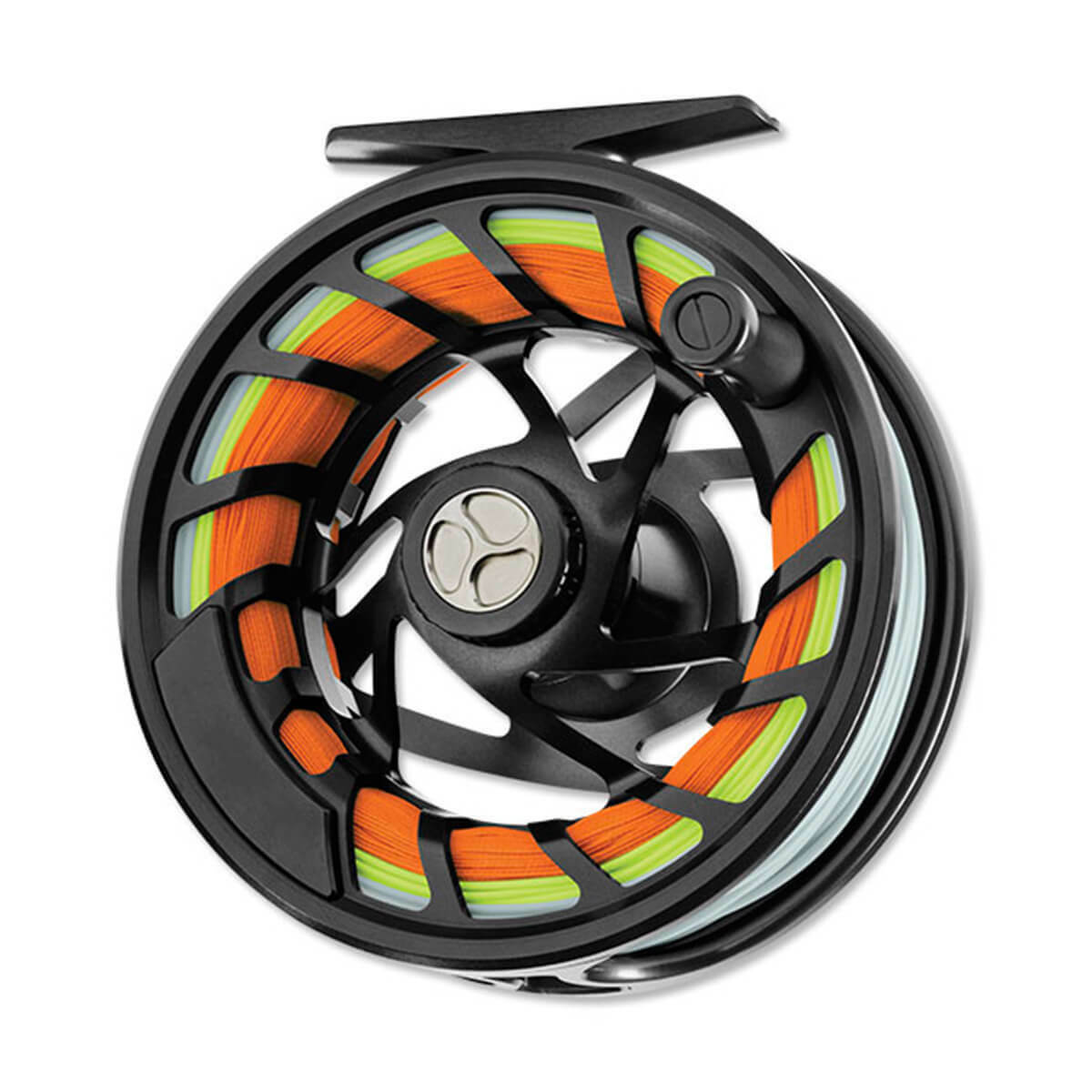 Orvis Mirage II Large Arbor Fly Reel - Midnight - NEW - FREE DOMESTIC SHIPPING