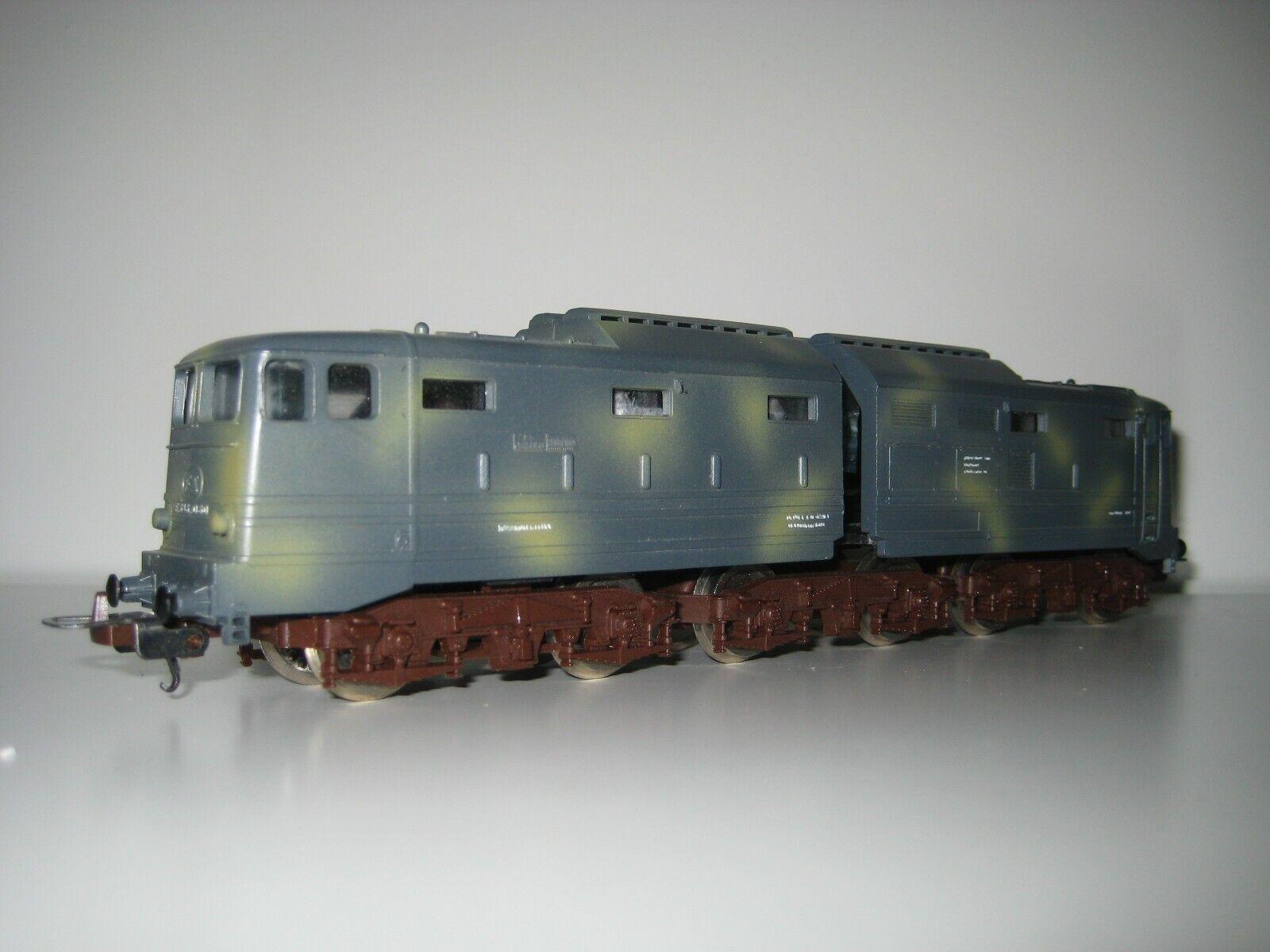 Lima H0 1701 1701 1701 -Locomotora eléctrica FS E.646.060  Obtén lo ultimo