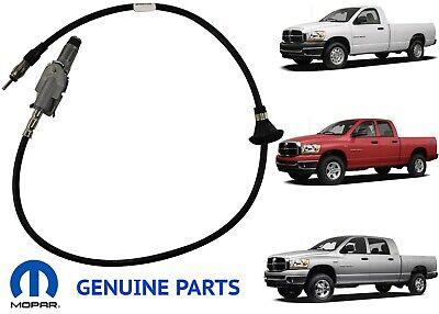 Genuine Chrysler 56043089AF Antenna Cable