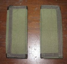 SFLCS eagle industries CIRAS shoulder pads pair plate carrier vest khaki MLCS