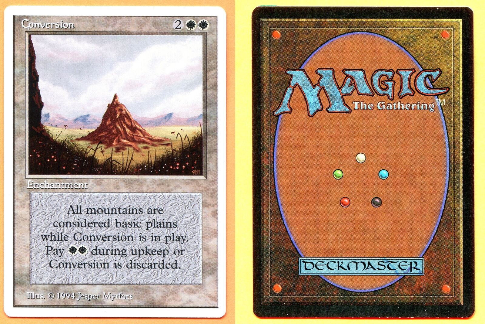 Conversion (Summer Magic (Edgar)) MTG CCGHouse Magic