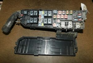2011 ford escape fuse box 2011 ford escape mercury mariner fuse box panel oem w o automatic  2011 ford escape mercury mariner fuse