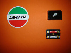 Laverda SF750 SF SFC 750cc Twin Early 1000 Triple Fuse Box