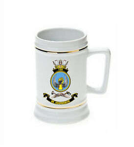 725-SQUADRON-ROYAL-AUSTRALIAN-NAVY-BEER-STEIN-IMAGE-FUZZY-TO-STOP-WEB-THEFT