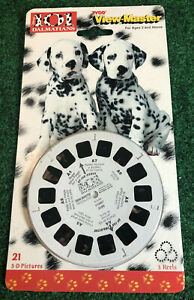 101 Dalmatians 1996 3 Reel 21 Pictures Viewmaster Factory Sealed View Master 43302030863 Ebay