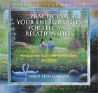 Practicing Your Energy Skills for Life and Relationships: Meditations, Real-Life Applications, and More by John Friedlander (CD-Audio, 2011)