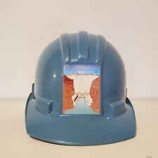 Hoover Dam Hard Hat Tour Model 5100 Bullard Noble Cap Souvenir Hard Hat 1997