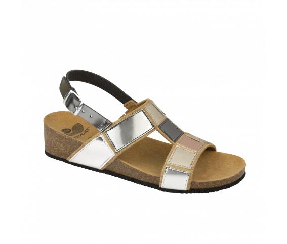 Sandalo Dr.Scholl Almira donna donna Almira colore multicolor ae013a