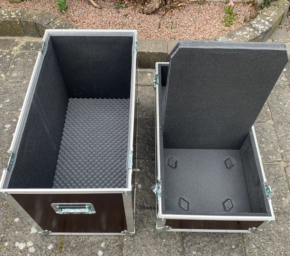 "LT-Cases 12"" højttaler flightcase, LT-Cases (THON) 12"""