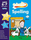 Gold Stars Spelling Ages 6-7 Key Stage 1 by Parragon (Mixed media product, 2016)
