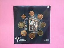 EURO PAYS-BAS 2003 - KONINKLIJKE NEDERLANDSE MUNT- HUIT MONNAIES en CUPRO-NICKEL