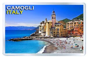 CAMOGLI ITALY MOD2 FRIDGE MAGNET SOUVENIR IMAN NEVERA