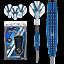 Winmau-Vanguish-Blue-Titanium-Nitride-Coated-90-Tungsten-Darts-in-23gram thumbnail 1