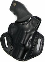 Premium Leather Thumb Break Belt Holster For Charter Arms 2 Undercover Revolver