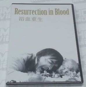 Resurrection-In-Blood-Lorenzo-Lepori-DVD-Nuovo
